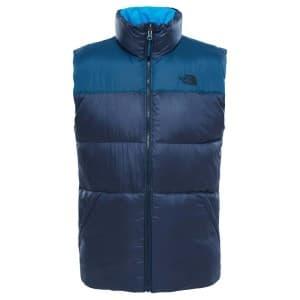 בגדי חורף דה נורת פיס לגברים The North Face Nuptse III Vest - כחול