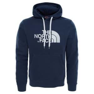 ביגוד דה נורת פיס לגברים The North Face Drew Peak Pullover Hood - כחול כהה