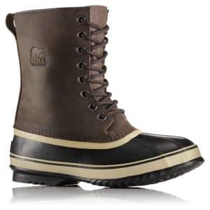 מגפיים סורל לגברים Sorel 1964 Premium T - חום כהה