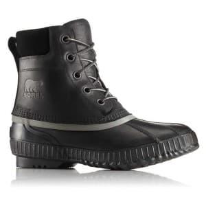 מגפיים סורל לגברים Sorel Cheyanne II - שחור