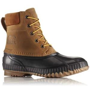 מגפיים סורל לגברים Sorel Cheyanne II - קאמל