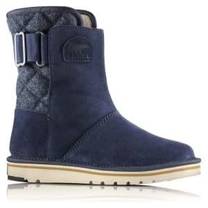 מגפיים סורל לנשים Sorel Newbie - כחול כהה