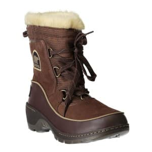 מגפיים סורל לנשים Sorel Torino - חום כהה