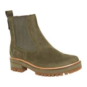 מגפיים טימברלנד לנשים Timberland ourmayeur Valley Chelsea Wide - ירוק