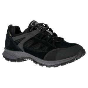 נעלי טיולים טימברלנד לגברים Timberland Sadler Pass  Low Wide - שחור