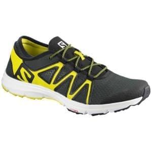 נעליים סלומון לגברים Salomon Crossamphibian Swift - שחור/צהוב