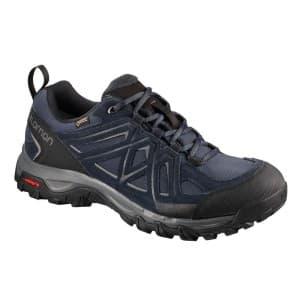 נעלי טיולים סלומון לגברים Salomon Evasion 2 GTX - שחור/כחול