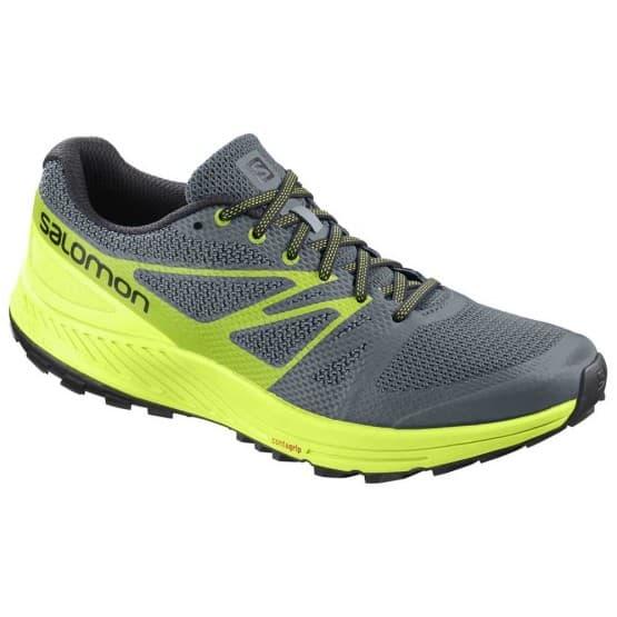 נעליים סלומון לגברים Salomon Sense Escape - אפור/צהוב