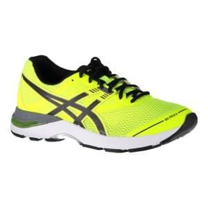נעליים אסיקס לגברים Asics Gel Pulse 9 - צהוב/שחור