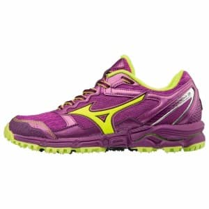 נעליים מיזונו לנשים Mizuno Wave Daichi 3 - סגול