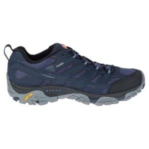 נעלי הליכה מירל לגברים Merrell Moab 2 Goretex - כחול