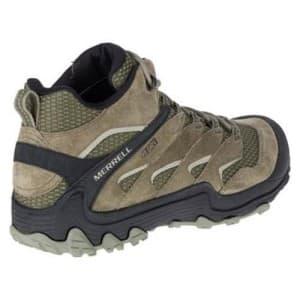 נעלי טיולים מירל לגברים Merrell Chameleon 7 Limit Mid Waterproof - ירוק