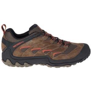 נעלי הליכה מירל לגברים Merrell Chameleon 7 Limit Waterproof - חום