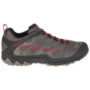 נעלי הליכה מירל לגברים Merrell Chameleon 7 Limit Waterproof - אפור כהה