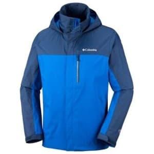 בגדי חורף קולומביה לגברים Columbia Pouration Dual - תכלת/כחול