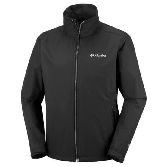 בגדי חורף קולומביה לגברים Columbia Bradley Peak - שחור