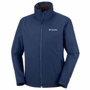 בגדי חורף קולומביה לגברים Columbia Bradley Peak - כחול