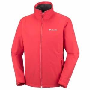 בגדי חורף קולומביה לגברים Columbia Bradley Peak - אדום