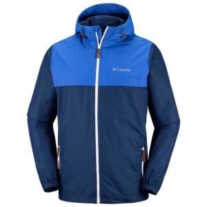 בגדי חורף קולומביה לגברים Columbia Jones Ridge - כחול/תכלת