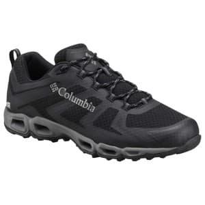 נעליים קולומביה לגברים Columbia Ventrailia 3 Low Outdry - שחור