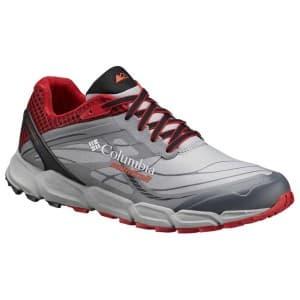 נעליים קולומביה לגברים Columbia Caldorado III - אפור/אדום