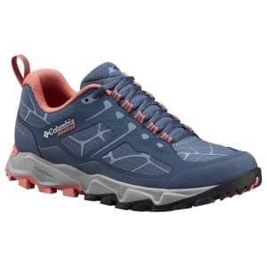 נעליים קולומביה לנשים Columbia Trans Alps II - כחול כהה/ורוד
