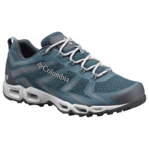 נעליים קולומביה לנשים Columbia Ventrailia 3 Low Outdry - אפור/כחול