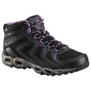 נעלי הליכה קולומביה לנשים Columbia Ventrailia 3 Mid Outdry - שחור