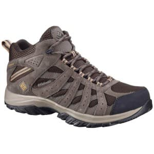 נעלי טיולים קולומביה לנשים Columbia Redmond XT Mid Waterproof - חוםכחול