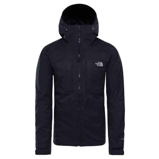בגדי חורף דה נורת פיס לגברים The North Face Purna 2L - שחור