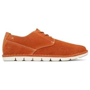 נעליים טימברלנד לגברים Timberland Tidelands Oxford Suede Wide - חום
