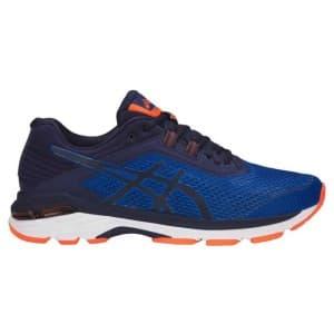 נעליים אסיקס לגברים Asics GT 2000 6 - כחול/כתום