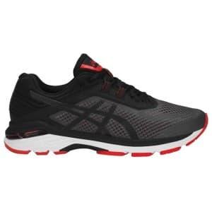 נעליים אסיקס לגברים Asics GT 2000 6 - אפור/שחור