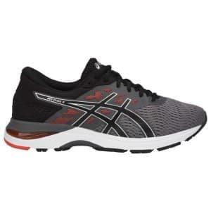נעליים אסיקס לגברים Asics Gel Flux 5 - שחור/אפור
