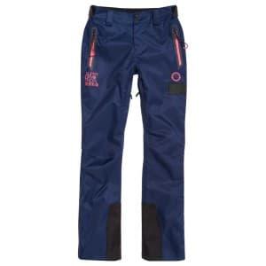 ביגוד סופרדרי לנשים Superdry New Snow Pants - כחול