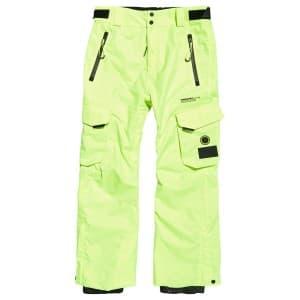 בגדי חורף סופרדרי לגברים Superdry Snow Pants - צהוב בהיר