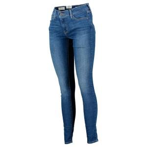 ביגוד ליוויס לנשים Levi's 710 Super Skinny  - כחול
