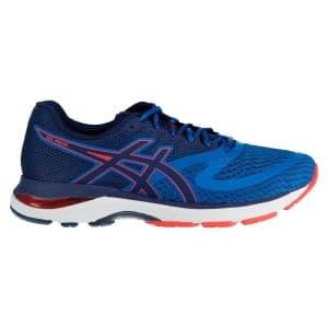 נעליים אסיקס לגברים Asics Gel Pulse 10 - כחול/אדום