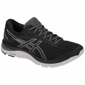 נעליים אסיקס לגברים Asics Gel Cumulus 20 - שחור/לבן