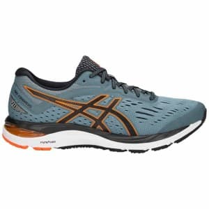 נעליים אסיקס לגברים Asics Gel Cumulus 20 - אפור/כתום