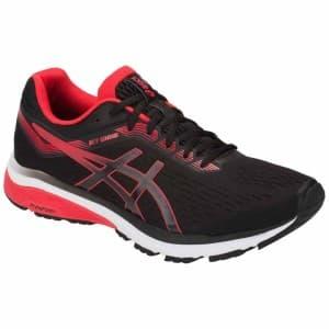 נעליים אסיקס לגברים Asics GT 1000 7 - שחור/אדום