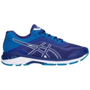 נעליים אסיקס לגברים Asics GT 2000 6 - כחול/לבן