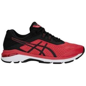 נעליים אסיקס לגברים Asics GT 2000 6 - שחור/אדום