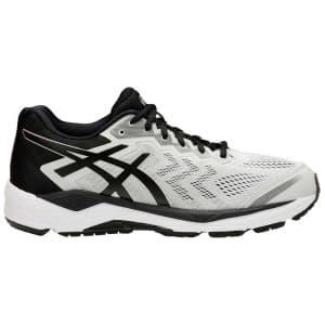 נעליים אסיקס לגברים Asics Gel Fortitude 8 Wide - שחור/לבן