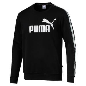 ביגוד פומה לגברים PUMA Tape Crew - שחור
