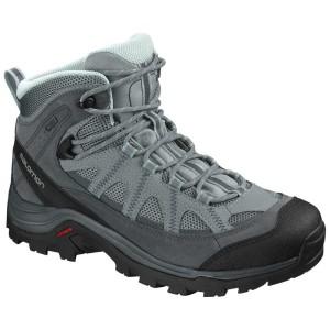 נעלי טיולים סלומון לנשים Salomon Authentic LTR Goretex - אפור