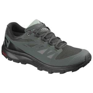 נעליים סלומון לגברים Salomon Outline GTX - שחור/ירוק