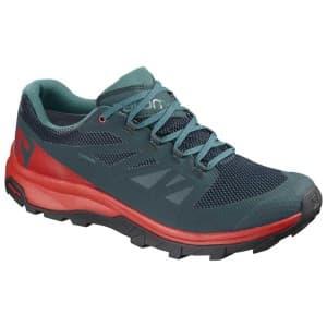 נעליים סלומון לגברים Salomon Outline GTX - ירוק