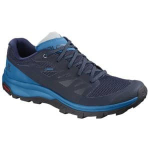 נעליים סלומון לגברים Salomon Outline GTX - כחול/תכלת