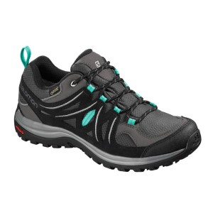 נעלי הליכה סלומון לנשים Salomon Ellipse 2 Aero - אפור כהה